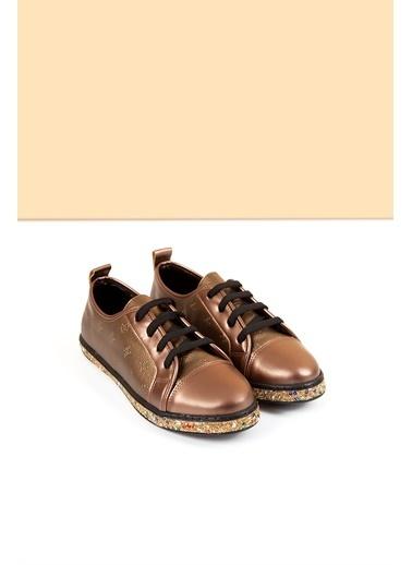 Pierre Cardin Ayakkabı Bronz